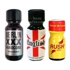 Berlin-English-Rush Multi
