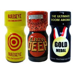 Bullseye-Elbow Deep-Gold Medal Multi