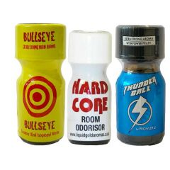 Bullseye-Hard Core-Thunderball 10ml Multi
