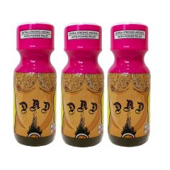 DAD Extra Strong Aroma - 25ml - 3 Pack