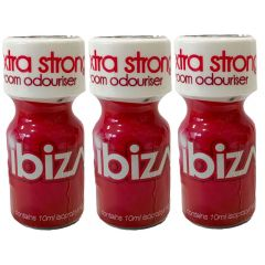 Ibiza - Extra Strong Aroma - 10ml - 3 Pack