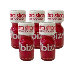 Ibiza - Extra Strong Aroma - 10ml - 5 Pack