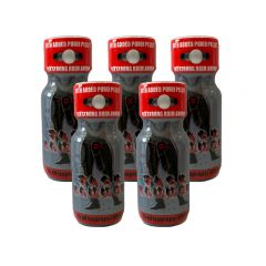 Jack Hammer XXX Strong Aroma - 25ml - 5 Pack