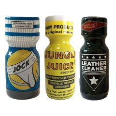 Jock-Jungle Juice-Leather Cleaner Multi