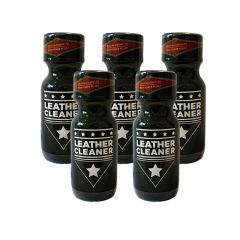 Leather Cleaner - Premium Strength Aroma - 25ml - 5 Pack
