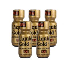 Liquid Gold XXL Aroma - 25ml - 5 Pack