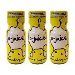 O-Juice Extra Strong Aroma - 22ml - 3 Pack