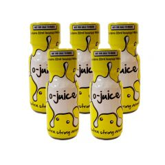 O-Juice Extra Strong Aroma - 22ml - 5 Pack