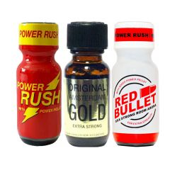 Power Rush 25ml-Amsterdam-Red Bullet Multi