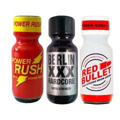 Power Rush 25ml-Berlin-Red Bullet Multi