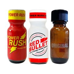 Power Rush 25ml-Red Bullet-Original Multi