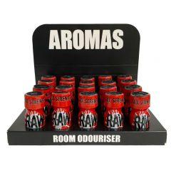 RAW XXX Strength Aroma - 10ml - Tray
