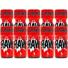 RAW XXX Strength Aroma - 10ml - 10 Pack