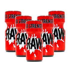 RAW XXX Strength Aroma - 10ml - 5 Pack