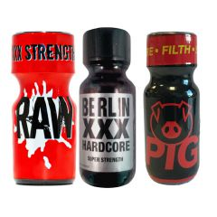 Raw-Berlin-Pig Red Multi