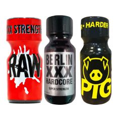 Raw-Berlin-Pig Yellow Multi
