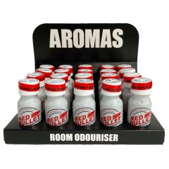 Red Bullet XXX Strong Aromas - 25ml - Tray