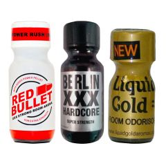 Red Bullet-Berlin-Liquid Gold 10ml Multi