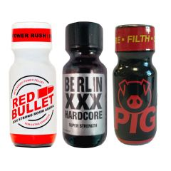 Red Bullet-Berlin-Pig Red Multi
