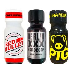 Red Bullet-Berlin-Pig Yellow Multi