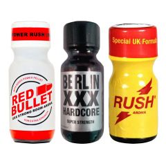 Red Bullet-Berlin-Rush 10ml Multi