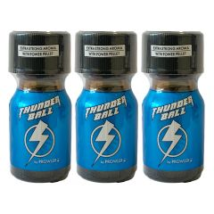 Thunderball - Extra Strong Aroma - 10ml - 3 Pack