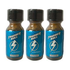 Thunderball - 25ml Extra Strong Aroma - 3 Pack