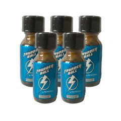 Thunderball - 25ml Extra Strong Aroma - 5 Pack