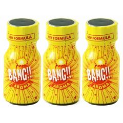 Bang Aromas - 10ml - 3 Pack