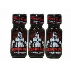 Bears Aroma - 25ml - 3 pack