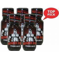 Bears Aroma - 25ml - 5 pack