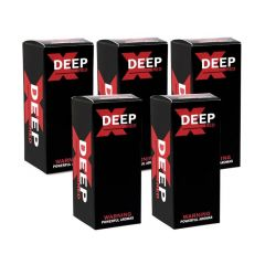 Deep Red Aroma - 15ml Super Strength - 5 Pack