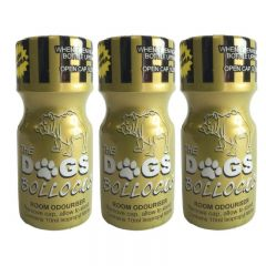Dogs Bollocks Aroma - 10ml - 3 Pack