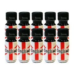 English Aroma - 25ml - 10 Pack