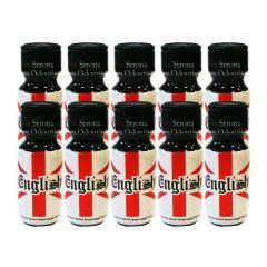 English Aroma - 25ml - 10 Pack