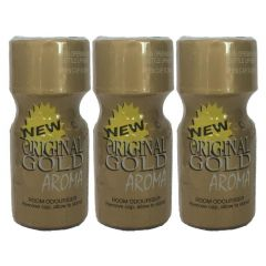 Original Gold Aroma - 10ml - 3 Pack