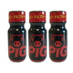 Pig Red Aroma - 25ml - 3 Pack