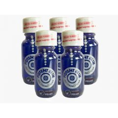 Potent Blue Room Aroma - 22ml XXX Strong - 5 Pack