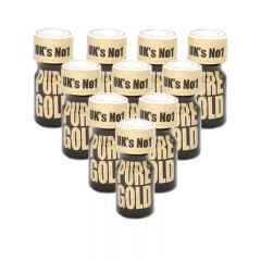 Pure Gold Aroma - 10ml - 10 Pack