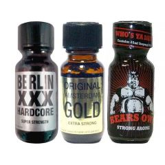 Berlin-Amsterdam-Bears - 25ml Aroma Multi
