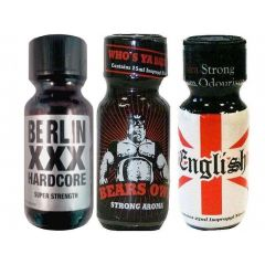 Berlin-Bears-English - 25ml Aroma Multi