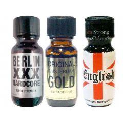 Berlin-Amsterdam-English - 25ml Aroma Multi