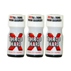 Throb Hard Aroma - 10ml - 3 Pack