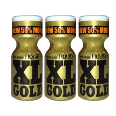 XL Liquid Gold Aroma - 15ml - 3 Pack