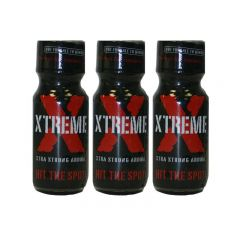 Xtreme Aroma - 25ml Super Strength - 3 Pack