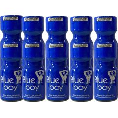 Blue Boy Extra Strong Aroma with Power Pellet - 15ml - 10 Pack