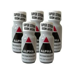 Alpha - 25ml Super Strong Aroma - 5 Pack