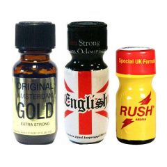Amsterdam-English-Rush Multi