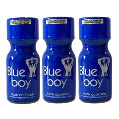 Blue Boy Extra Strong Aroma with Power Pellet - 15ml - 3 Pack