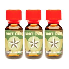 Boot Camp Aroma - 25ml - 3 Pack